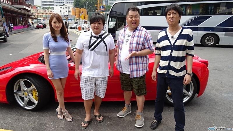 ウラマヨ300回記念シンガポールスペシャルに出ます。