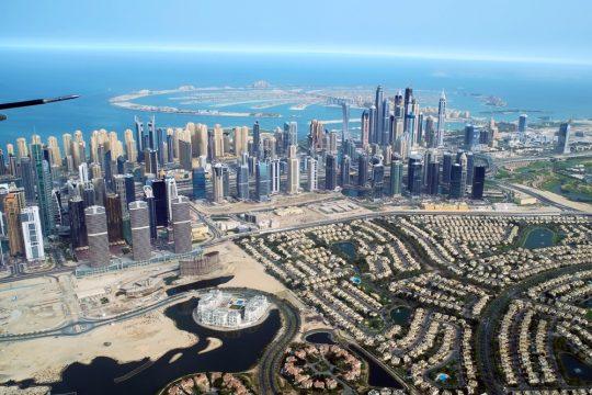 Palm-island-Dubai-aerial-tour